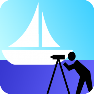 Marine Survey Icon