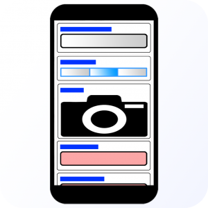 Forms Mobile App Icon